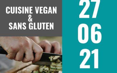 Atelier Vegan et Sans Gluten